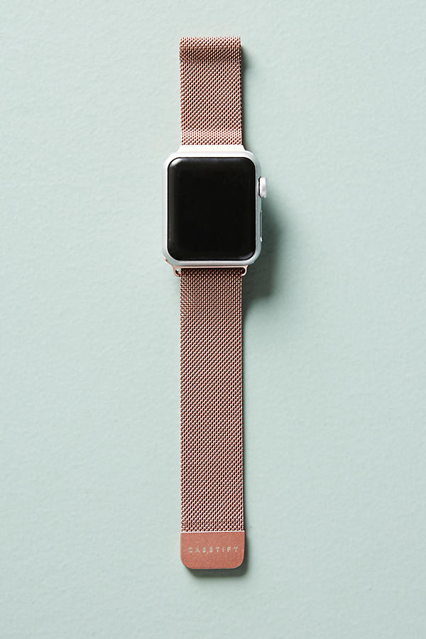 Slide View: 1: Casetify Mesh Apple Watch Band