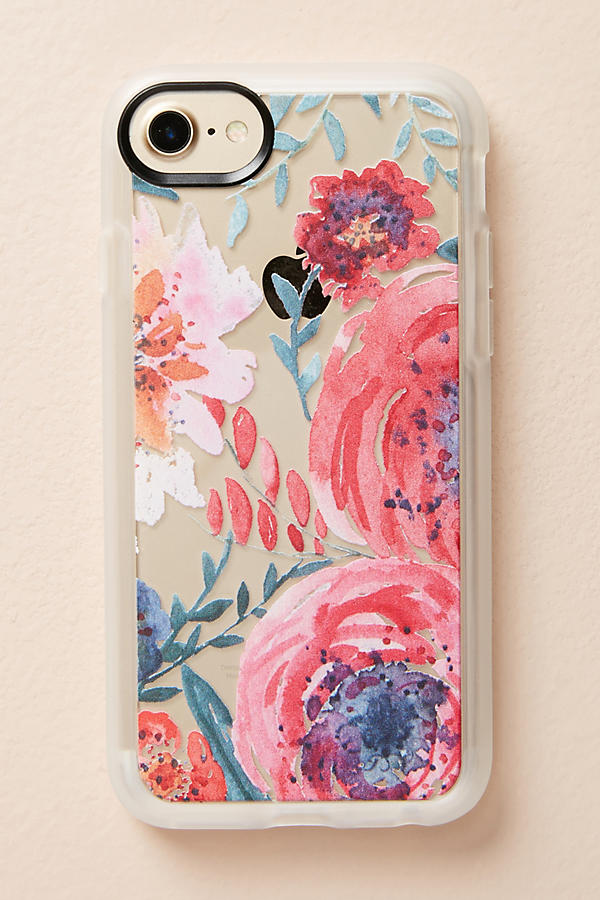 Slide View: 1: Casetify Sweet Petals iPhone 6/6s/7/8 Case