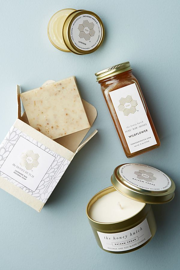 The Honey Hutch Gift Set | Anthropologie