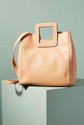 TMRW Studio Antonio Medium Slouch Bag  -    GREY MOTIF