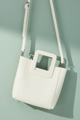 TMRW Studio Antonio Mini Tote Bag  -    WHITE