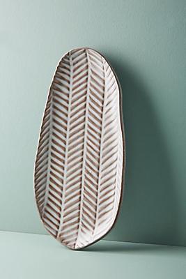 Slide View: 1: Herringbone Tray