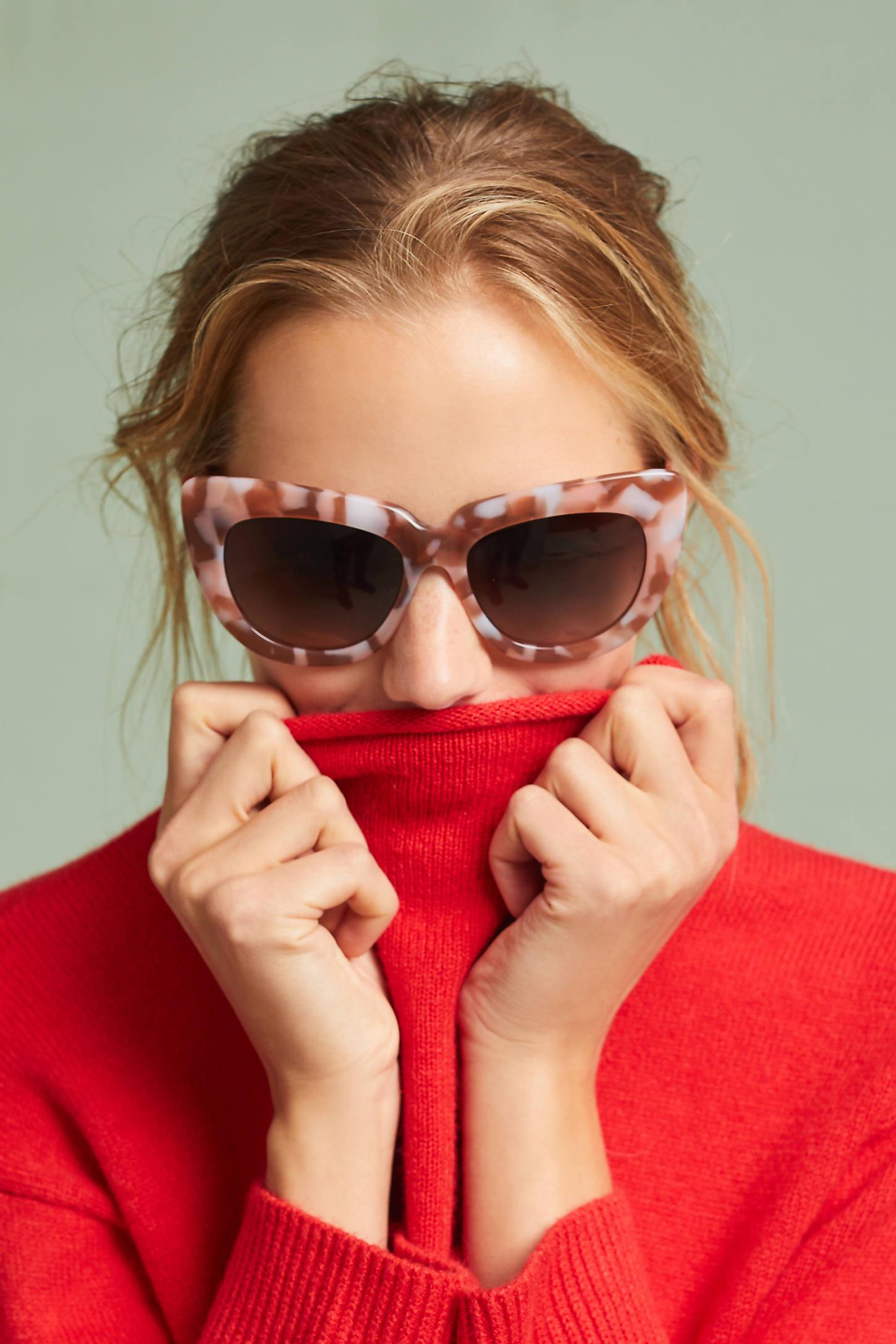 Sonix Coco Cat-Eye Sunglasses