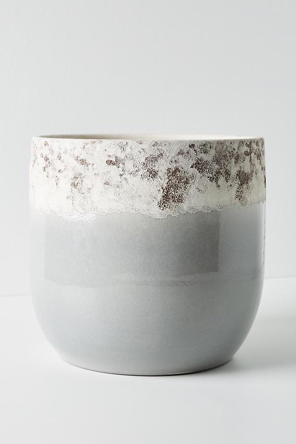 Sea Foam Pot - Grey, Size L
