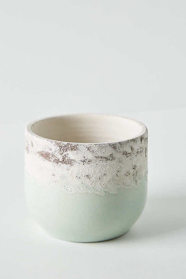 Sea Foam Pot