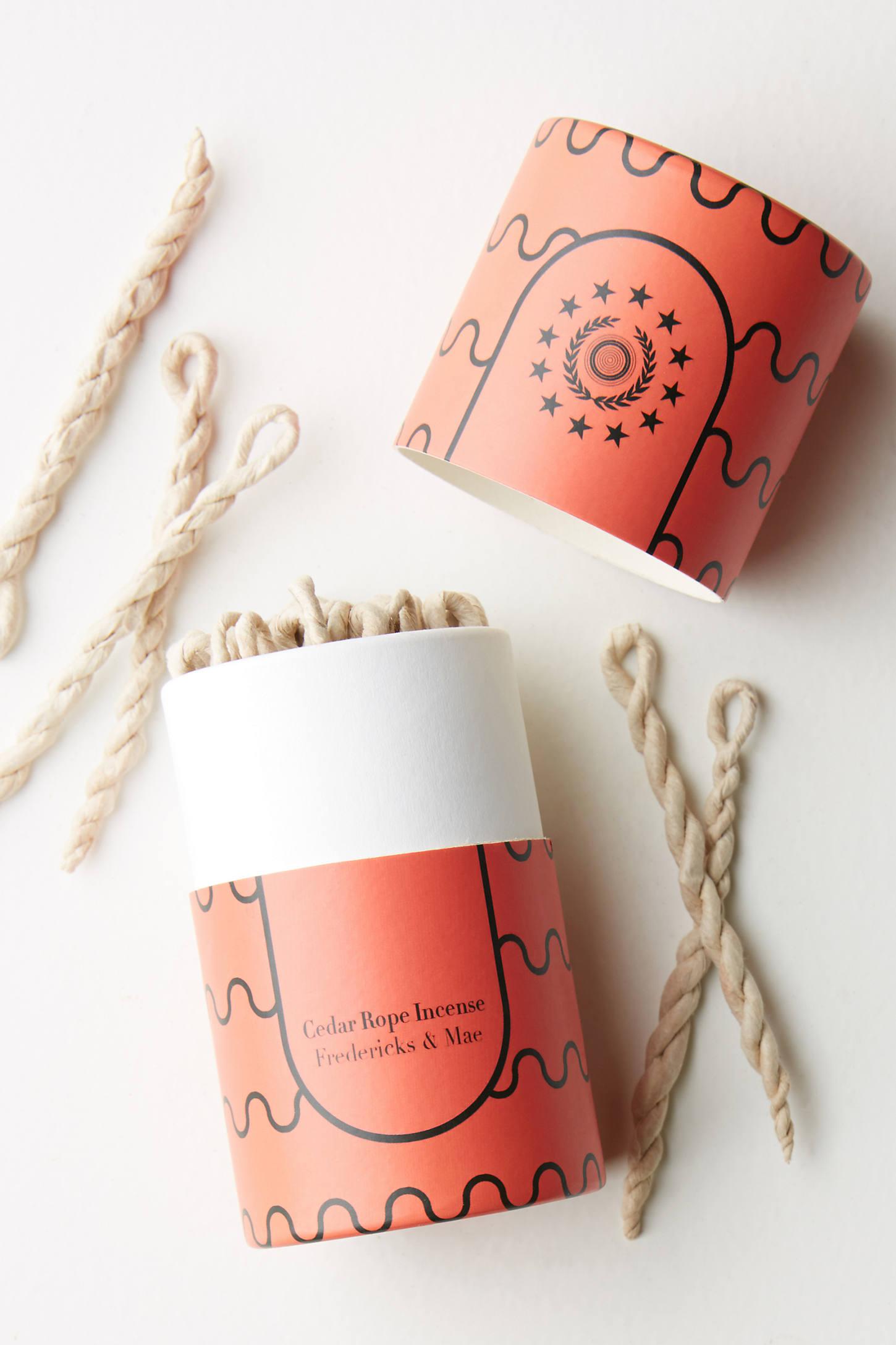 Fredericks & Mae Incense Tube