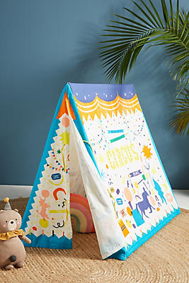 Slide View: 1: The Printed Peanut Play Tent