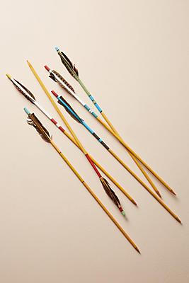 Slide View: 1: Decorative Arrow Set