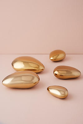 Slide View: 1: Golden Stone Set