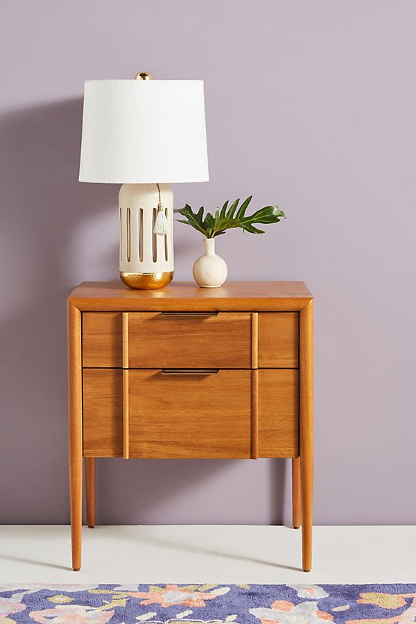 Slide View: 1: Quincy Nightstand