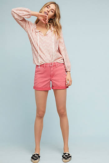 Legere Chino-Shorts