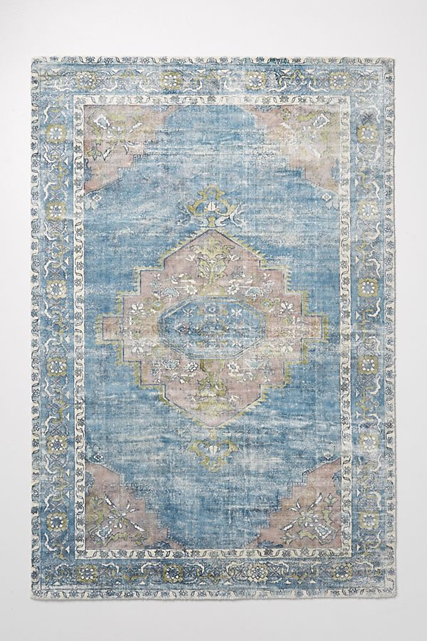 Joanna Gaines For Anthropologie Ruby Rug Anthropologie
