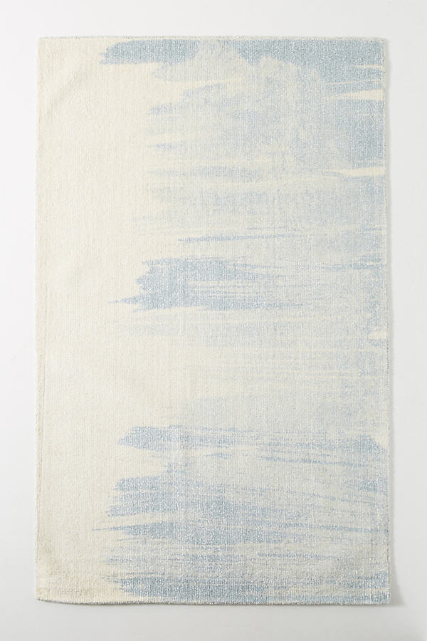 Tufted Marisol Rug - Blue, Size 4 X 6