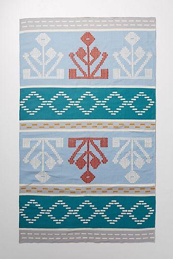 Blue Outdoor Rugs Doormats Patio Rugs Anthropologie