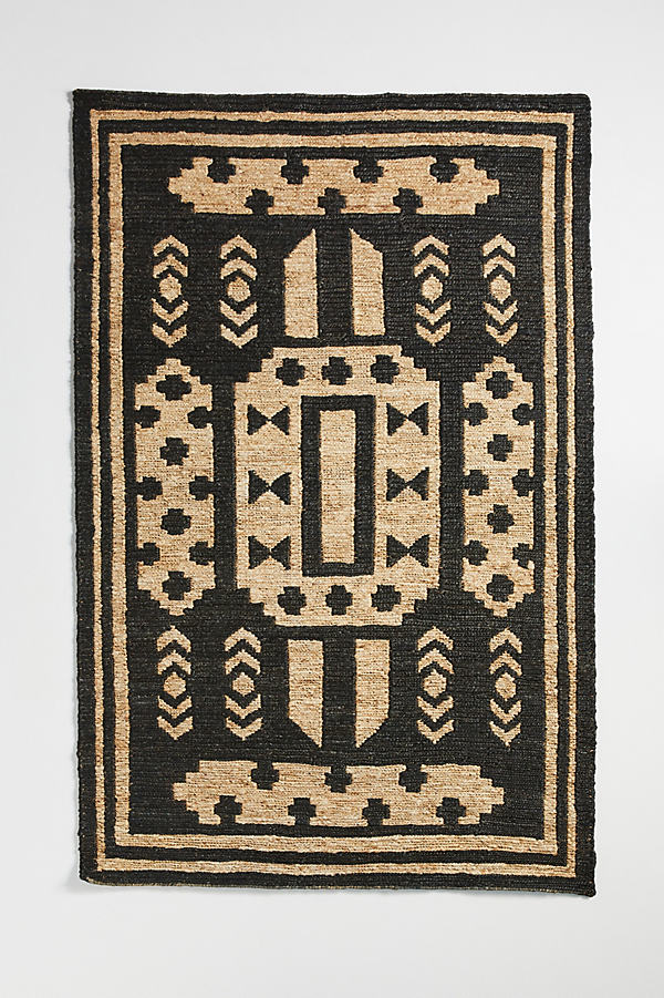 Hand-Knotted Casa Jute Rug