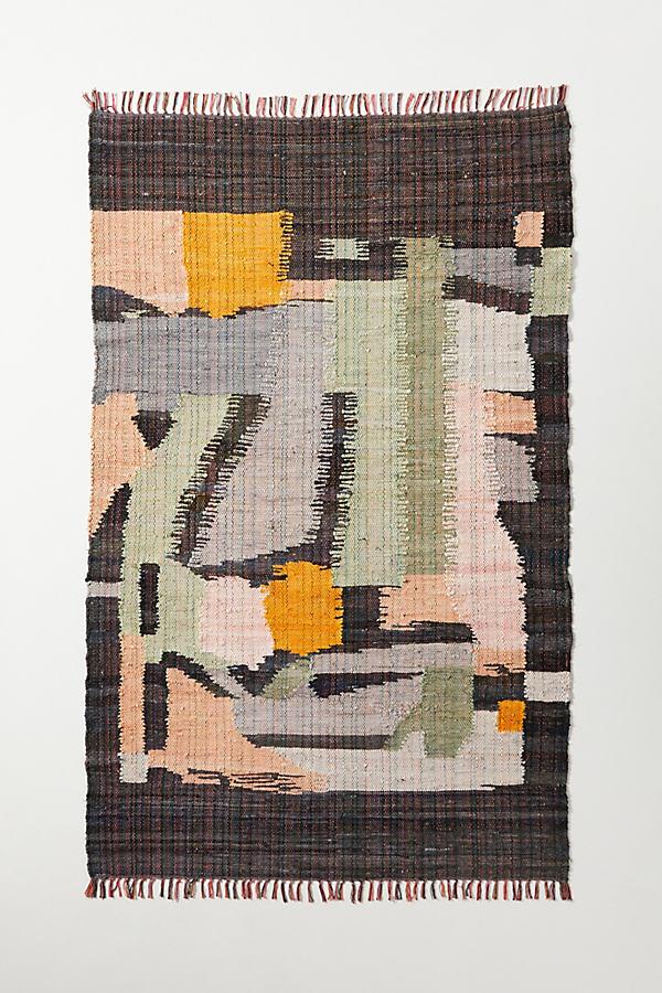 Woven Barlow Rag Rug
