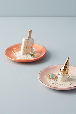 Slide View: 2: Summer Scoops Trinket Dish