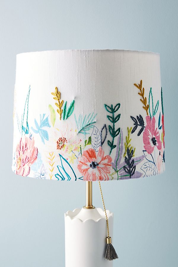 Gorgeous lampshade