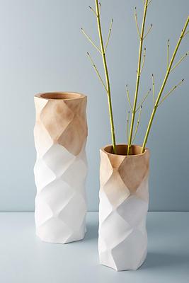 Slide View: 5: Arlo Wood Vase