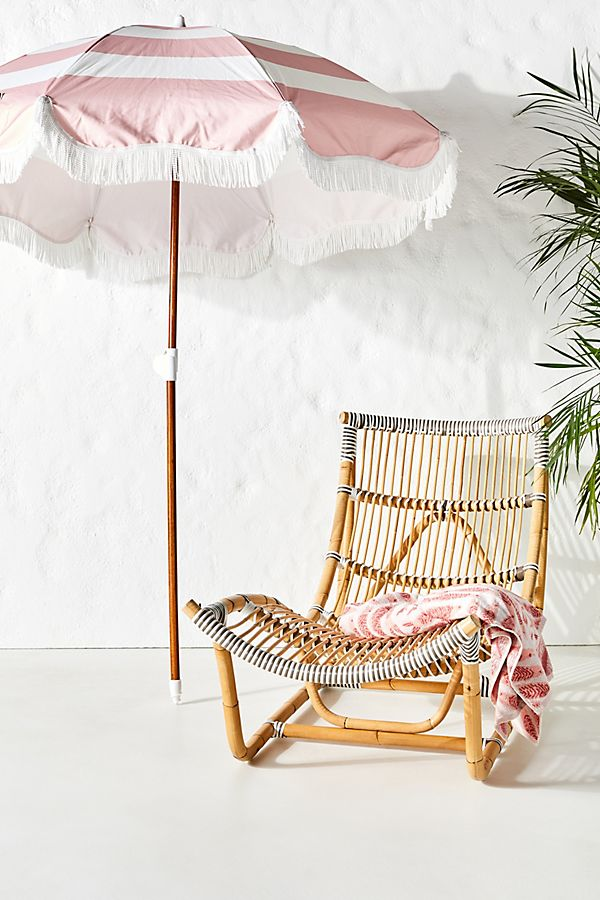 Canyon Indoor Outdoor Lounge Chair Anthropologie
