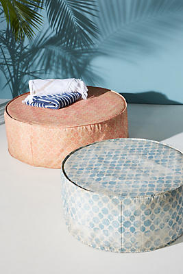 Slide View: 5: Moroccan Sherbert Clive Indoor/Outdoor Ottoman