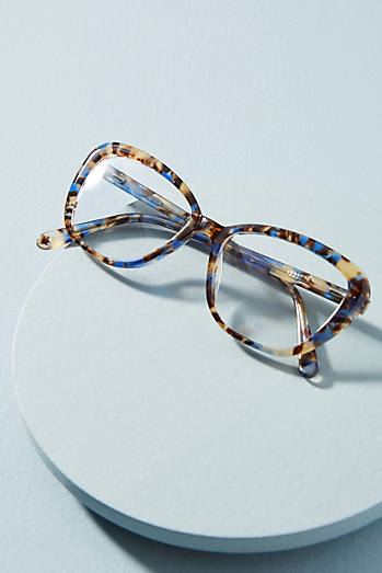 Lucy Marbled Reading Glasses