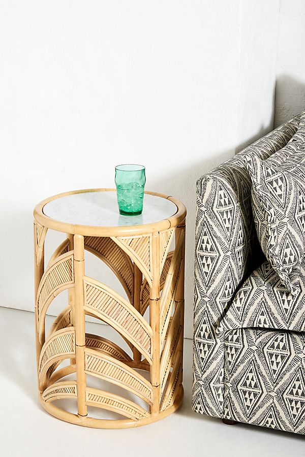 Slide View: 1: Natural World Side Table