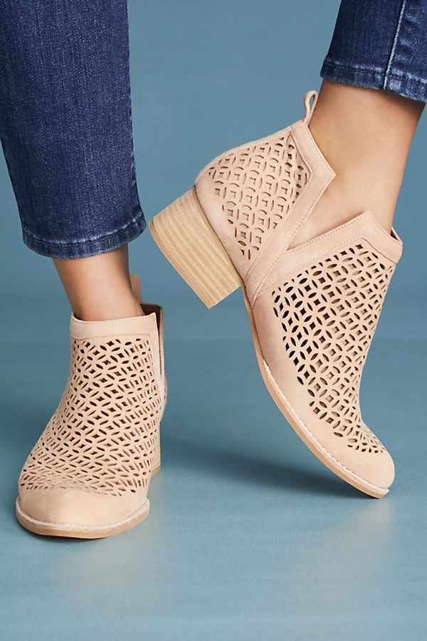 Jeffrey Campbell Tagloni Booties | Anthropologie