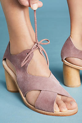 Jeffrey Campbell Furtado Cross-Strap Sandals