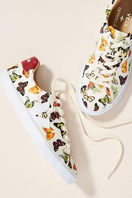 Veja X Deyrolle Butterfly Sneakers by Veja