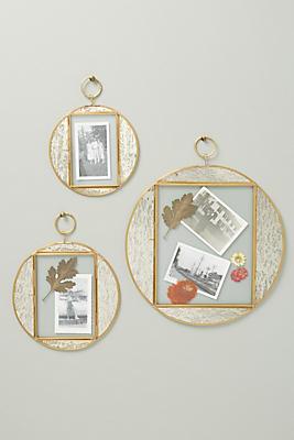 Slide View: 1: Estelle Hanging Frame
