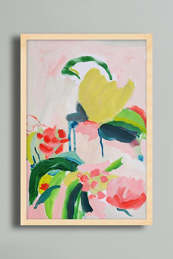 Summer Bouquet Wall Art