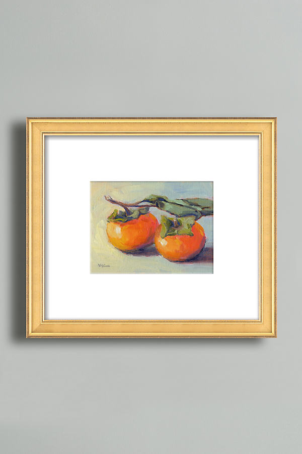 Natures Gift of Fall Wall Art - Gold
