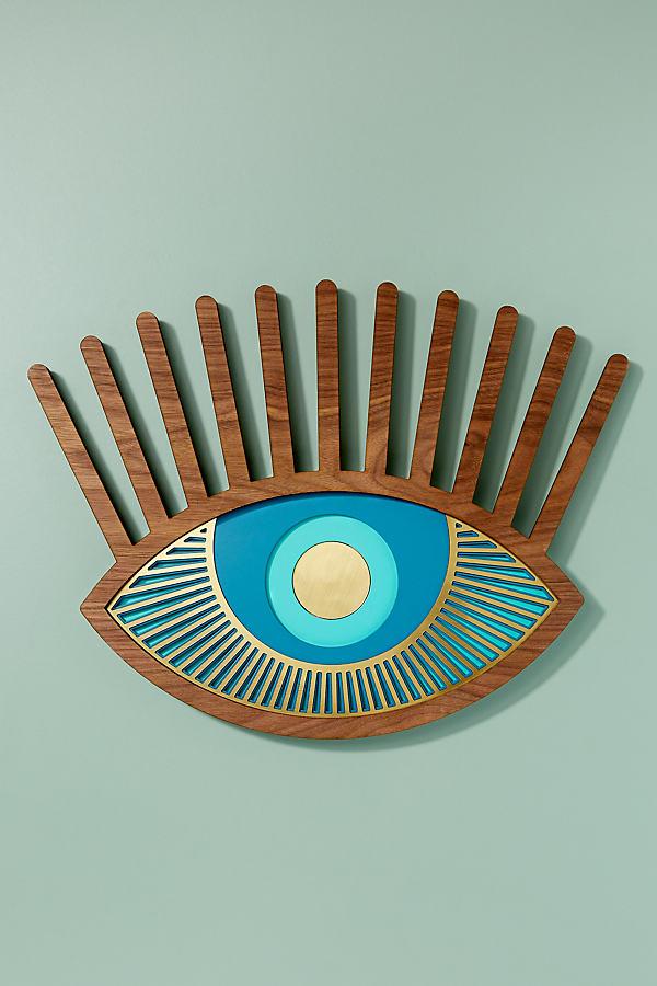 Eye Wall Hanging - Blue