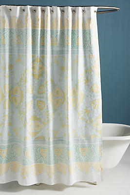 Slide View: 1: Josee Shower Curtain