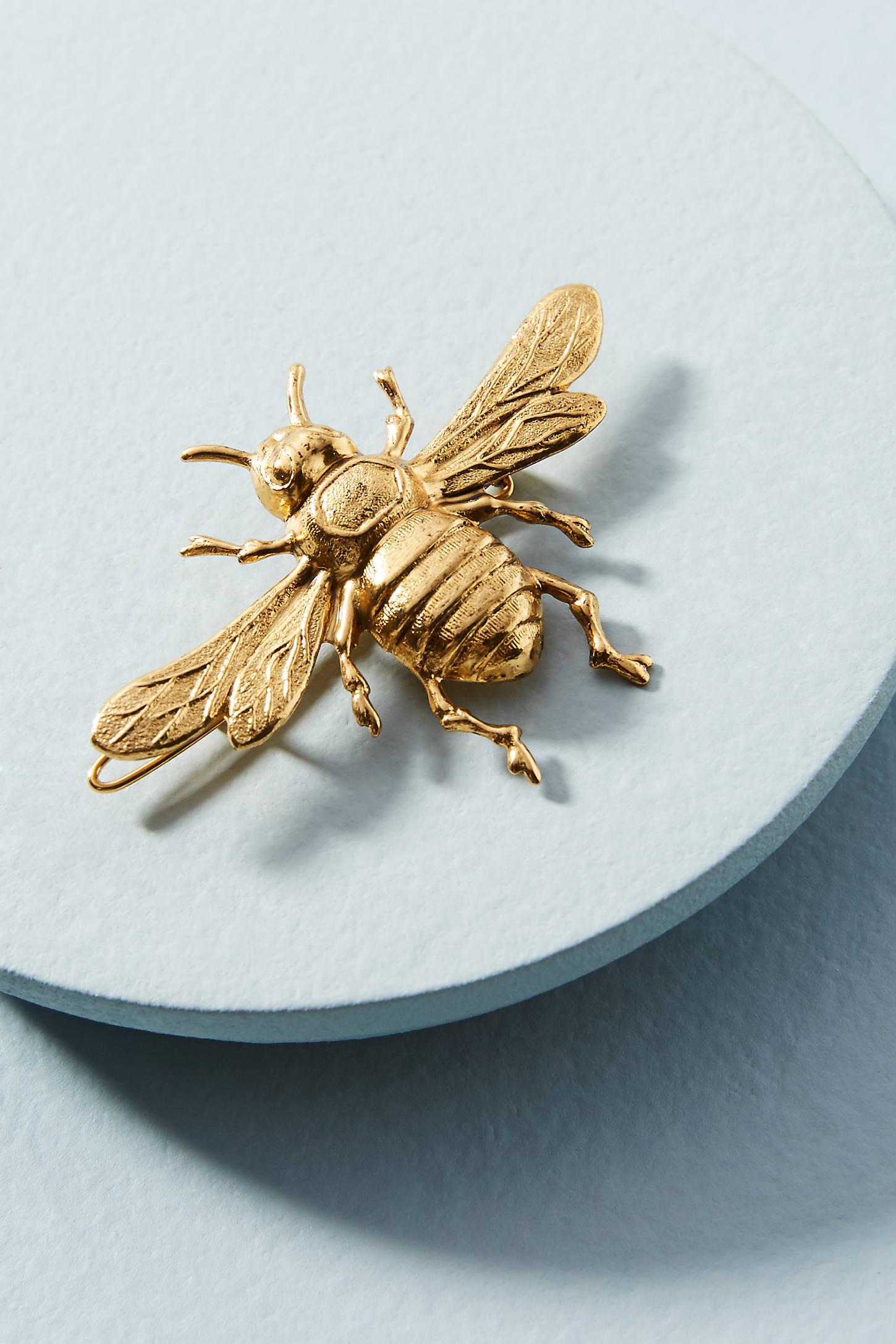 Queen Bee Barrette