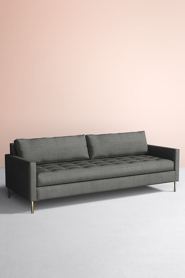 Angelina Sofa - Dark Grey