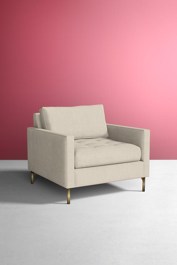 Angelina Chair - Cream