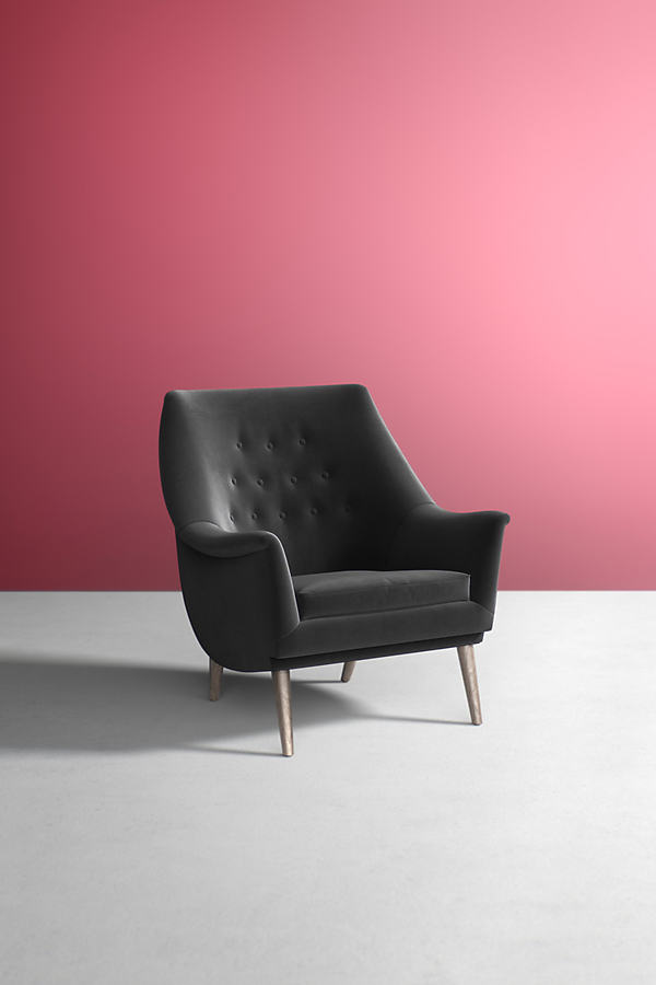 Lucha Chair - Dark Grey