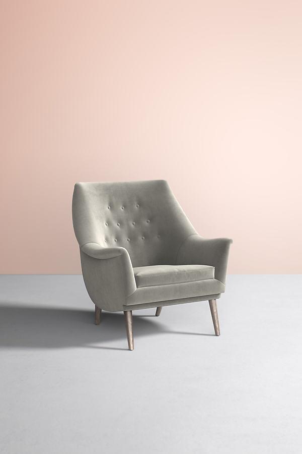 Lucha Chair - Light Grey