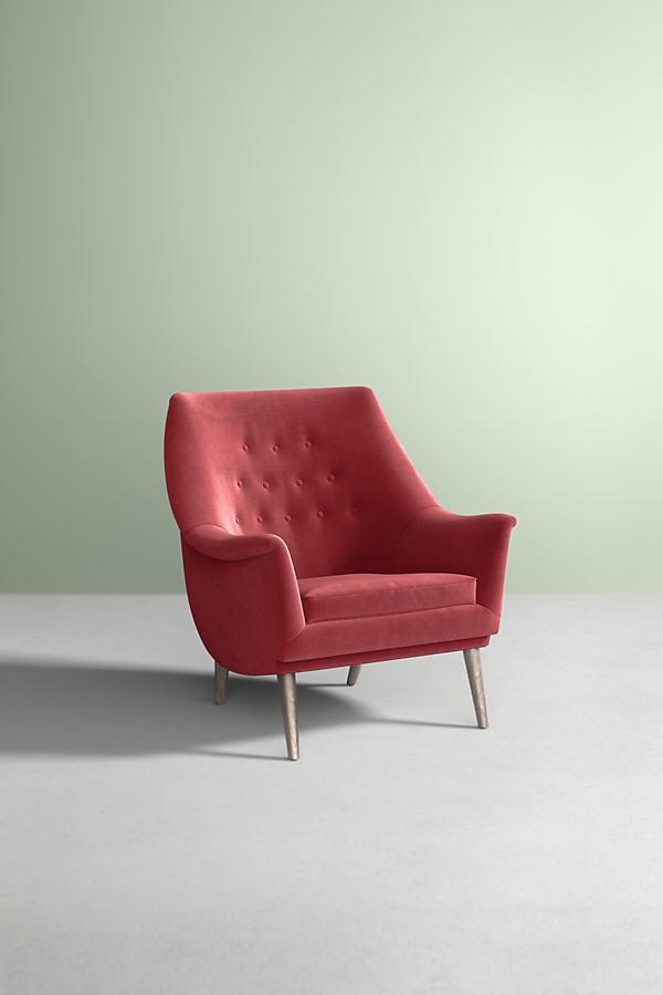 Lucha Chair - Medium Pink