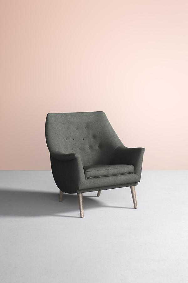 Lucha Chair - Dark Grey