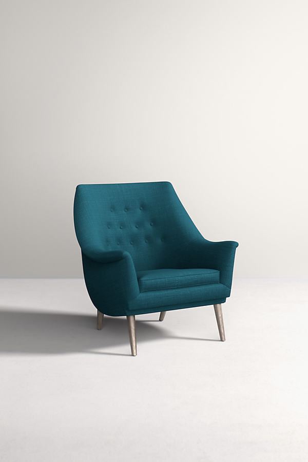 Lucha Chair - Dark Turquoise