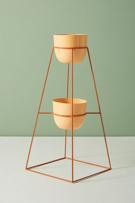 Montgolfier Indoor/Outdoor Plant Stand by Anthropologie