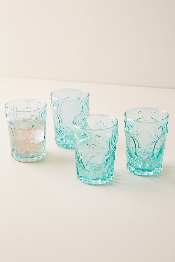 Sadie Juice Glass - Blue, Size Juice