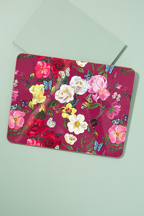 Floral Dream Placemats - Pink, Size Placemat