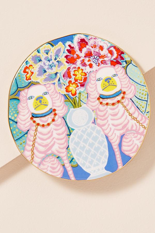 Palace Portrait Coaster - Assorted, Size Coasters