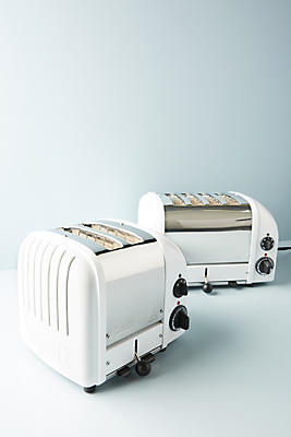 Slide View: 4: Dualit Two-Slice Toaster