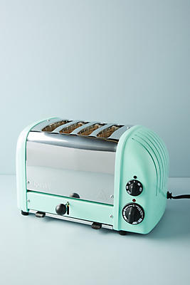 Slide View: 1: Dualit Four-Slice Toaster