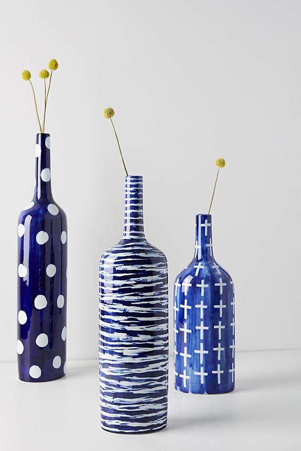 Nova Vase - Blue, Size M